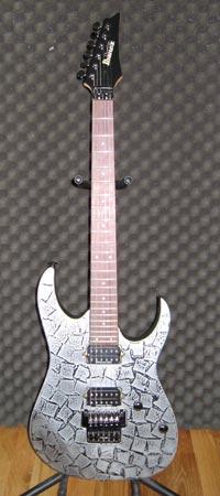 Las guitarras ibanez